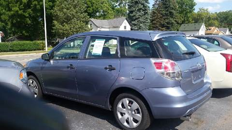 2008 Toyota Matrix for sale at DALE'S AUTO INC in Mt Clemens MI