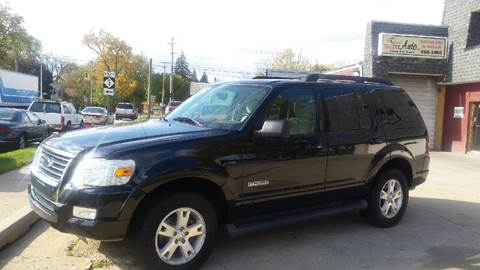 2008 Ford Explorer for sale at DALE'S AUTO INC in Mount Clemens MI