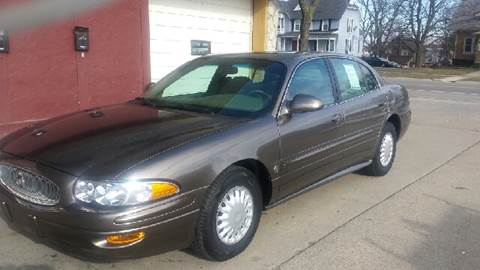 2003 Buick LeSabre for sale at DALE'S AUTO INC in Mt Clemens MI