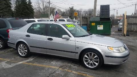 2002 Saab 9-5 for sale in Mt Clemens, MI