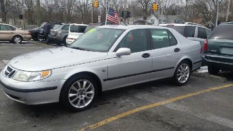 2002 Saab 9-5 for sale at DALE'S AUTO INC in Mt Clemens MI
