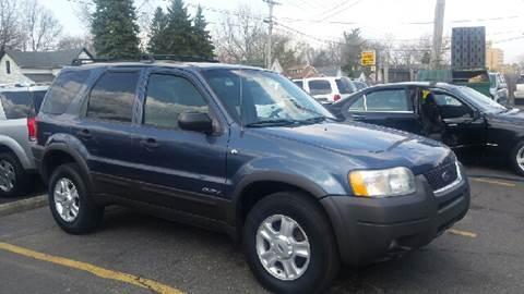 2001 Ford Escape for sale at DALE'S AUTO INC in Mt Clemens MI
