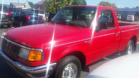 1997 Ford Ranger for sale at DALE'S AUTO INC in Mt Clemens MI