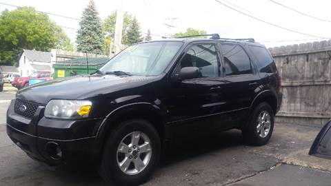 2006 Ford Escape for sale in Mt Clemens, MI
