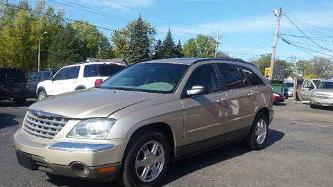 2005 Chrysler Pacifica for sale at DALE'S AUTO INC in Mt Clemens MI