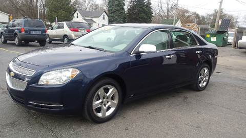 2009 Chevrolet Malibu for sale at DALE'S AUTO INC in Mt Clemens MI