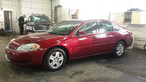 2006 Chevrolet Impala for sale at DALE'S AUTO INC in Mt Clemens MI