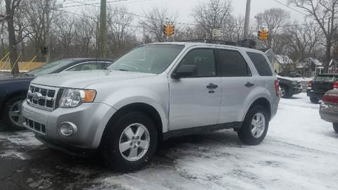 2010 Ford Escape for sale at DALE'S AUTO INC in Mt Clemens MI