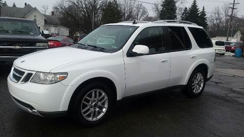 2008 Saab 9-7X for sale at DALE'S AUTO INC in Mount Clemens MI