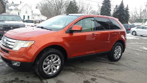 2007 Ford Edge for sale at DALE'S AUTO INC in Mt Clemens MI