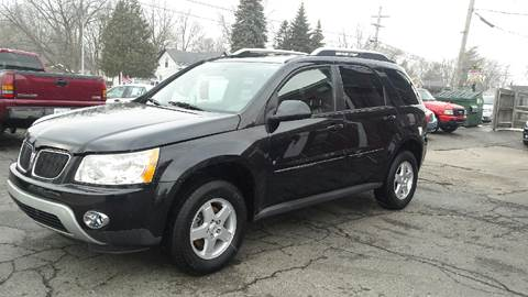 2009 Pontiac Torrent for sale at DALE'S AUTO INC in Mt Clemens MI