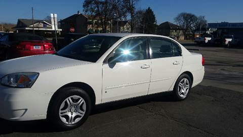 2008 Chevrolet Malibu Classic for sale at DALE'S AUTO INC in Mt Clemens MI
