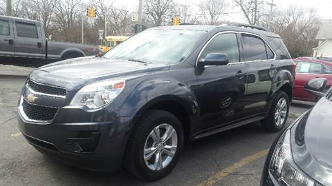 2011 Chevrolet Equinox for sale at DALE'S AUTO INC in Mt Clemens MI