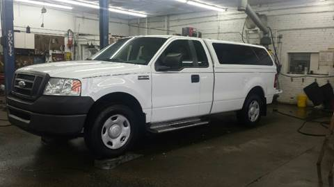 2007 Ford F-150 for sale at DALE'S AUTO INC in Mt Clemens MI