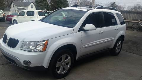 2006 Pontiac Torrent for sale at DALE'S AUTO INC in Mt Clemens MI