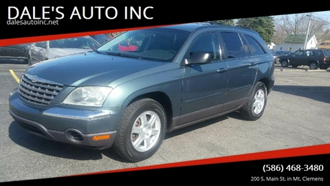 2006 Chrysler Pacifica for sale at DALE'S AUTO INC in Mt Clemens MI