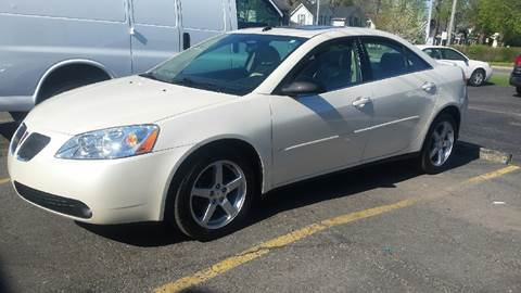 2008 Pontiac G6 for sale at DALE'S AUTO INC in Mt Clemens MI