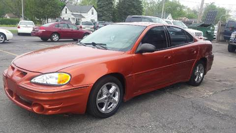 2004 Pontiac Grand Am for sale at DALE'S AUTO INC in Mt Clemens MI