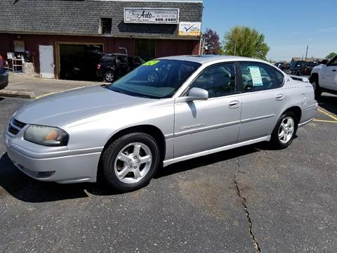 2004 Chevrolet Impala for sale at DALE'S AUTO INC in Mt Clemens MI