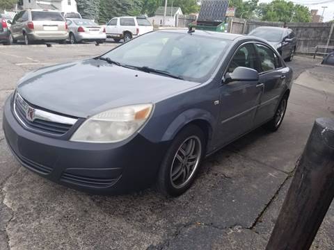 2008 Saturn Aura for sale at DALE'S AUTO INC in Mt Clemens MI