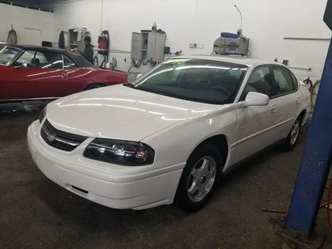 2005 Chevrolet Impala for sale at DALE'S AUTO INC in Mt Clemens MI