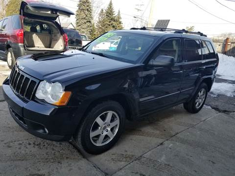 2008 Jeep Grand Cherokee for sale at DALE'S AUTO INC in Mt Clemens MI