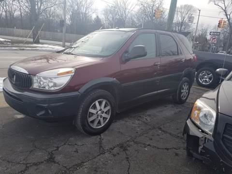 2004 Buick Rendezvous for sale at DALE'S AUTO INC in Mt Clemens MI