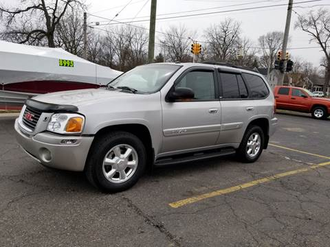 2005 GMC Envoy for sale at DALE'S AUTO INC in Mt Clemens MI