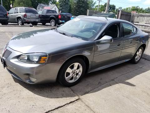 2005 Pontiac Grand Prix for sale at DALE'S AUTO INC in Mt Clemens MI
