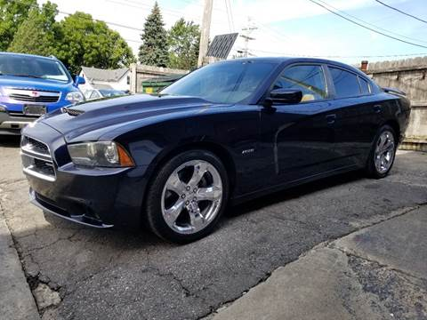 2012 Dodge Charger for sale at DALE'S AUTO INC in Mt Clemens MI