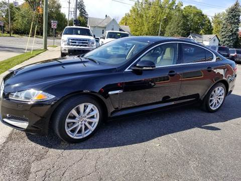 2012 Jaguar XF for sale at DALE'S AUTO INC in Mt Clemens MI