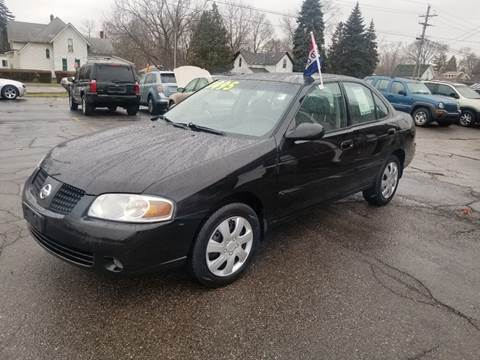 2006 Nissan Sentra for sale at DALE'S AUTO INC in Mt Clemens MI