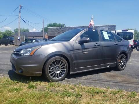 2011 Ford Focus for sale at DALE'S AUTO INC in Mt Clemens MI