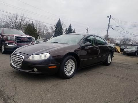 2004 Chrysler Concorde for sale at DALE'S AUTO INC in Mt Clemens MI