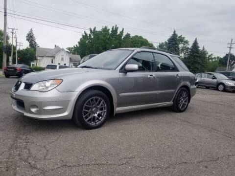 2007 Subaru Impreza for sale at DALE'S AUTO INC in Mt Clemens MI