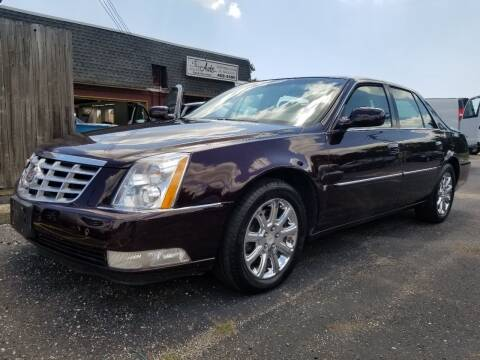 2008 Cadillac DTS for sale at DALE'S AUTO INC in Mt Clemens MI