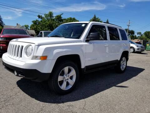 2013 Jeep Patriot for sale at DALE'S AUTO INC in Mt Clemens MI