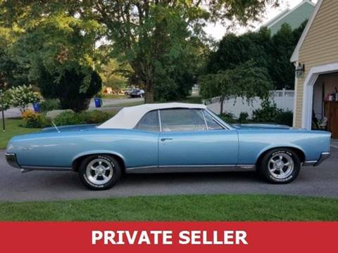 1967 Pontiac GTO for sale in Lakewood, CO