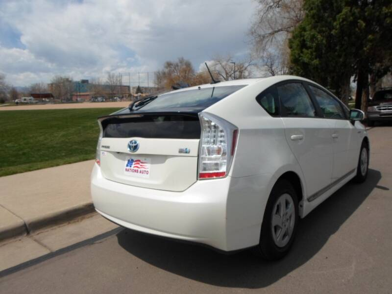 2010 Toyota Prius IV 4dr Hatchback - Lakewood CO
