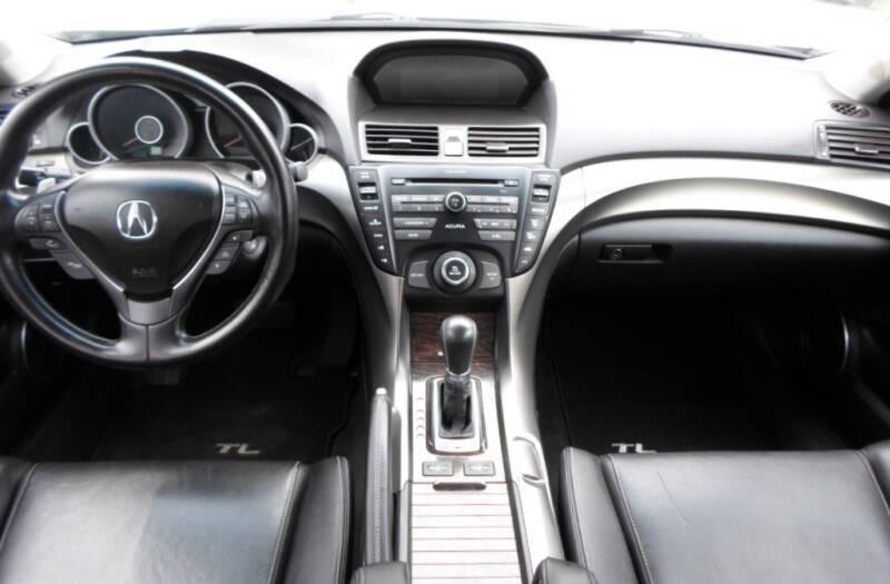 2012 Acura TL SH-AWD 4dr Sedan - Lakewood CO
