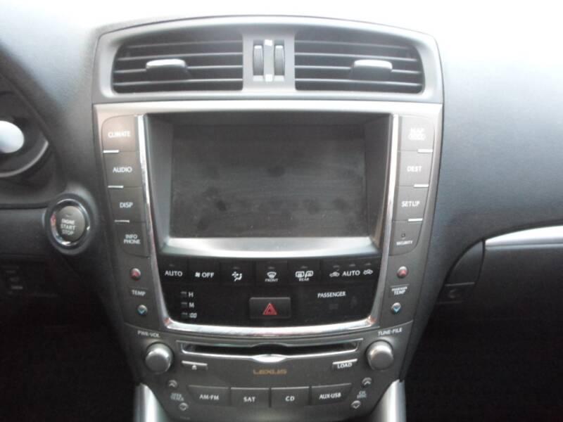 2012 Lexus IS 350 AWD 4dr Sedan - Lakewood CO