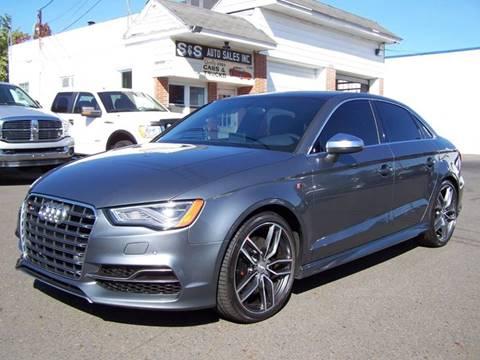 2015 Audi S3 for sale in Bensalem, PA
