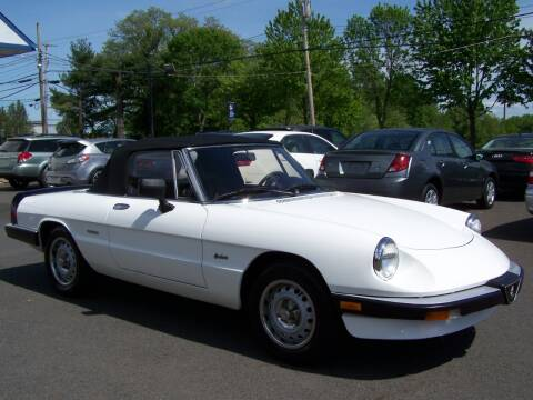 used alfa romeo spider for sale in albany or carsforsale com carsforsale com