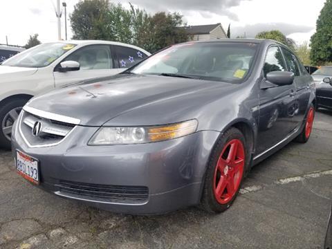2005 Acura TL for sale at City Motors in Hayward CA