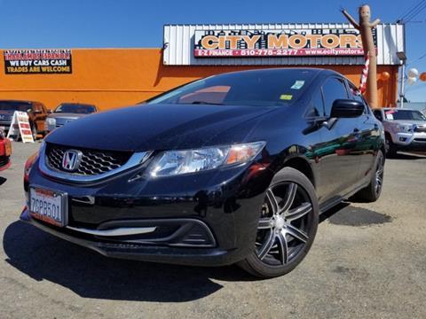 2014 Honda Civic for sale in Hayward, CA