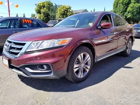 2014 Honda Crosstour for sale in Hayward, CA