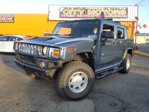 2005 HUMMER H2 SUT for sale in Hayward, CA