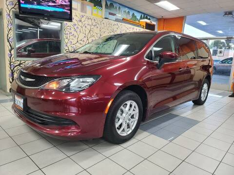 2017 Chrysler Pacifica for sale at City Motors in Hayward CA