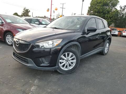 2013 Mazda CX-5 Sport for sale at City Motors in Hayward CA