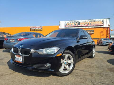 2014 BMW 3 Series for sale at City Motors in Hayward CA
